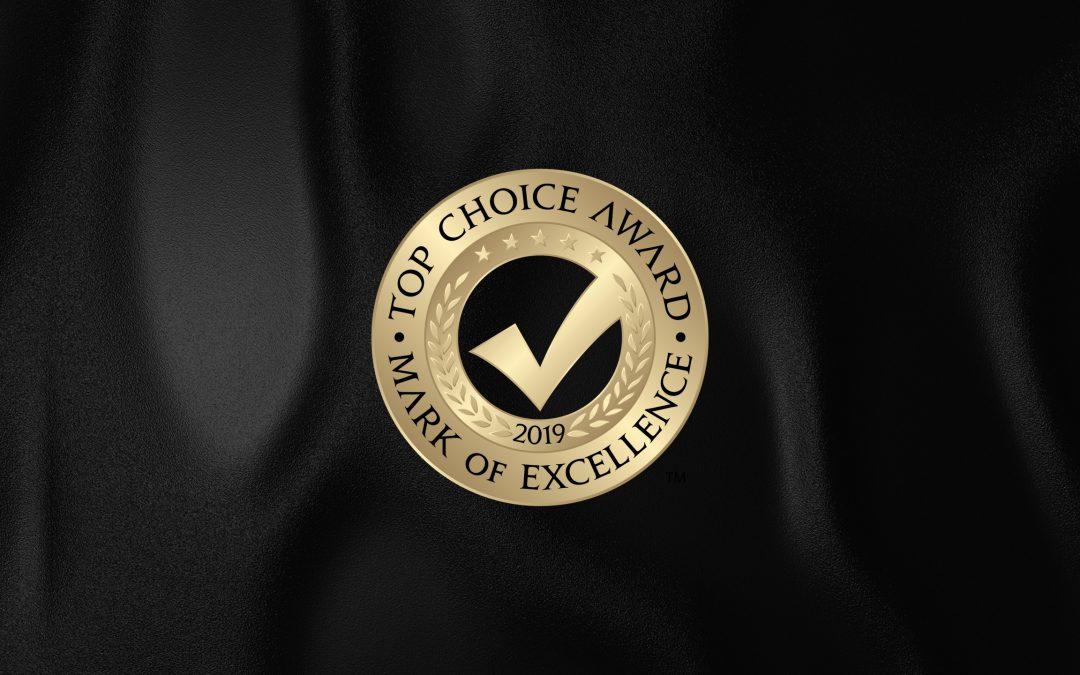 Top Choice Award for Top Florist in Calgary